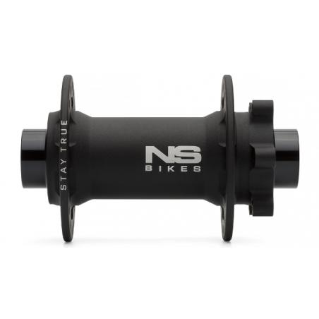 NS HUBS FRONT ROTARY 110x20 DISC BLACK