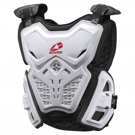 EVS CHEST PROTECTOR F2 WHITE