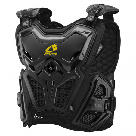 EVS CHEST PROTECTOR F2 BLACK