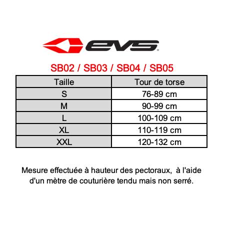 EVS SHOULDER SUPPORT SB03 /