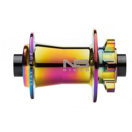 NS HUBS FRONT ROTARY 100x15 DISC OIL SLICK